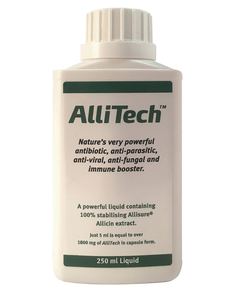 Best Natural Anti Fungal Supplements